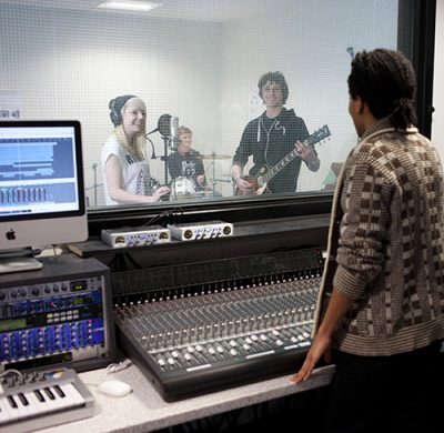 Bath Spa Creative Music Technology