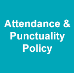 Attendance & Punctuality Policy