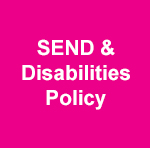 Special Educational Needs & Disabilities Policy