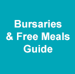 Bursaries & Free Meals Guide