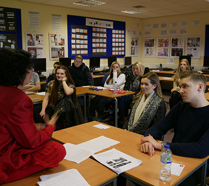 Media Studies Solihull Sixth Form College