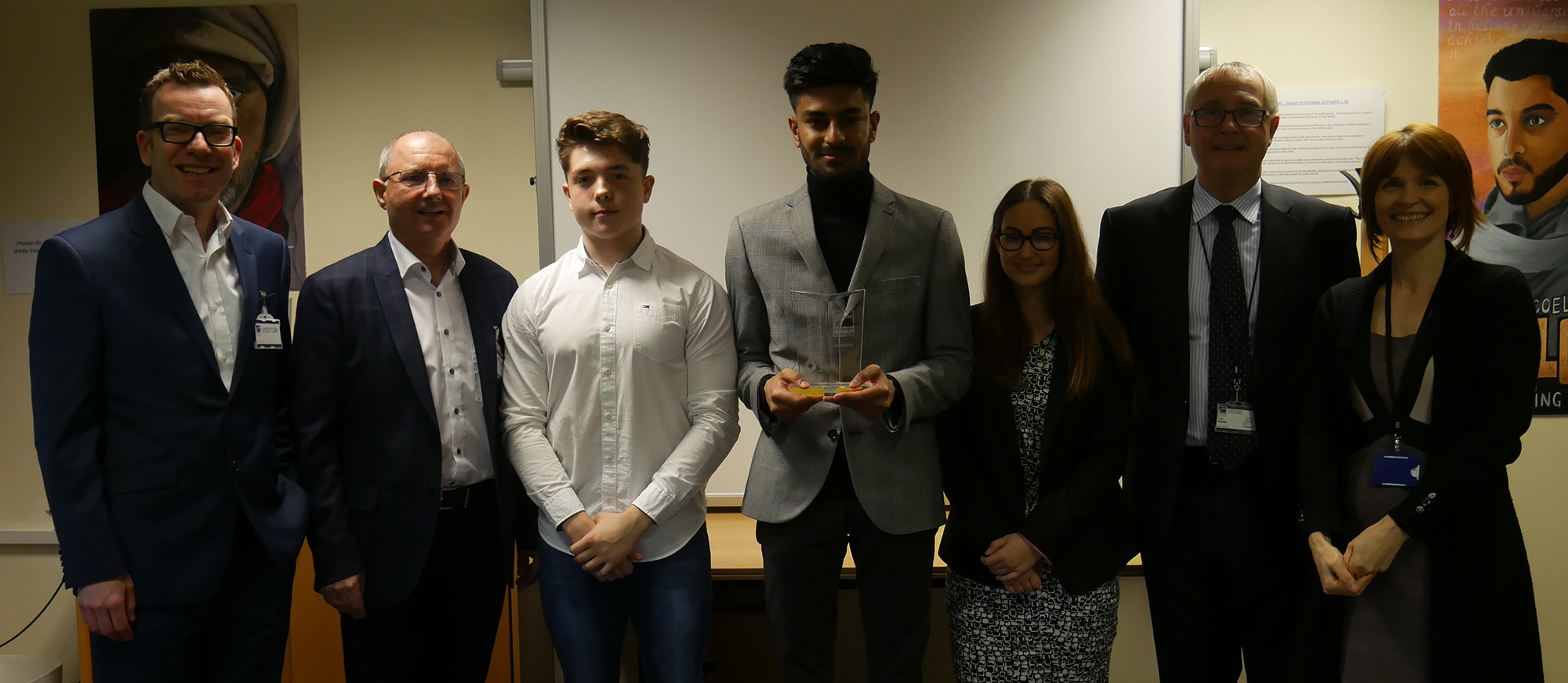 Dragon S Den Competition Solihull Sixth Form College
