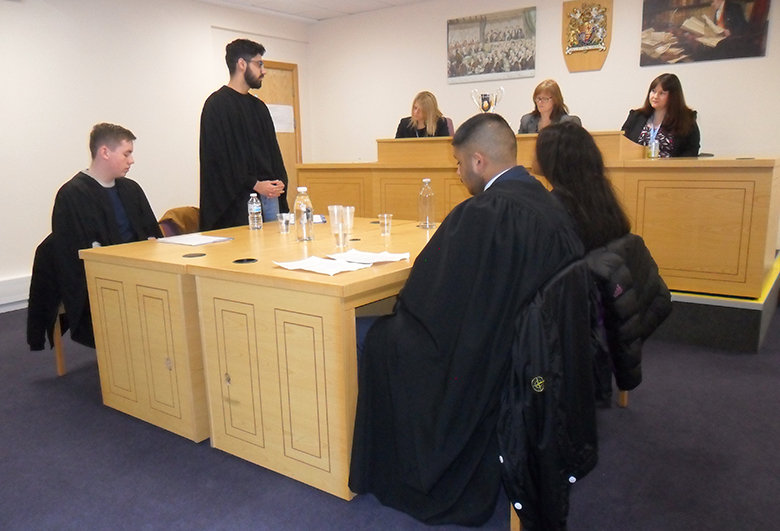Mooting Competition