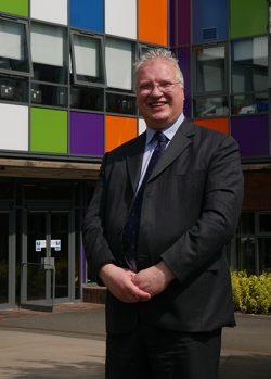 Principal Martin Sullivan