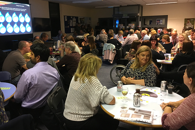 Team Gambia Quiz Night