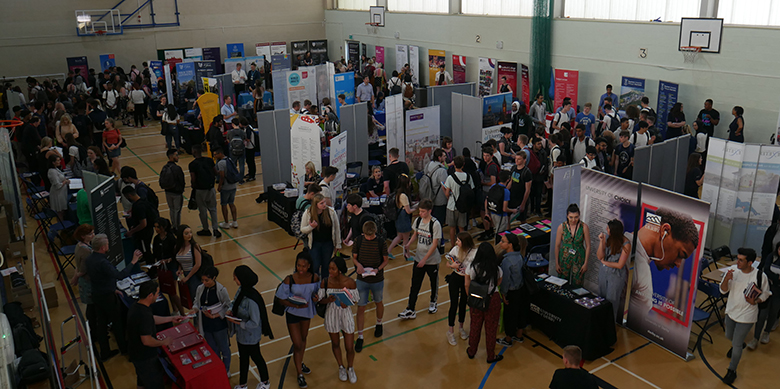 Higher Education and Higher Apprenticeship Fair 2018