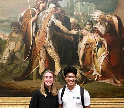 Tate Britain visit